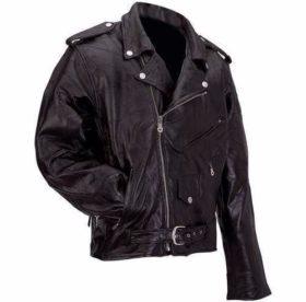 Как убрать пятна на кожаной куртке в домашних условиях