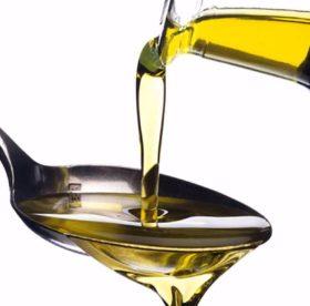 Как вывести пятно от оливкового масла